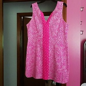 Lilly Pulitzer for Target size 18 dress